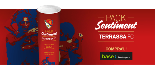Pack Sentiment Terrassa FC