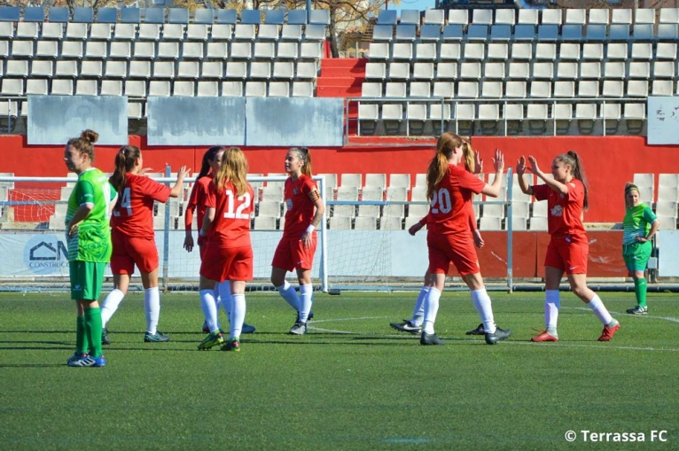 Terrassa FC-Fontsanta Fatjó: la final per al possible ascens