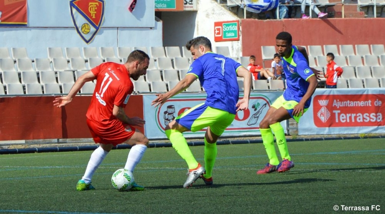 Terrassa FC-Vilassar: show must go on!