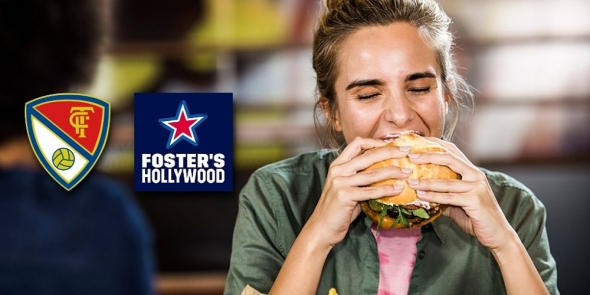 Foster's Hollywood, nou partner del Terrassa FC